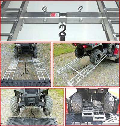 Safety Bar Ramps - Product Photos