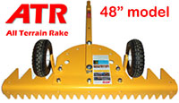 All Terrain Rake - 48 Inch Model