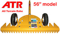 All Terrain Rake - 56 Inch Model