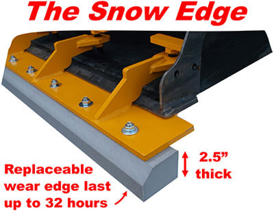 The Snow Edge