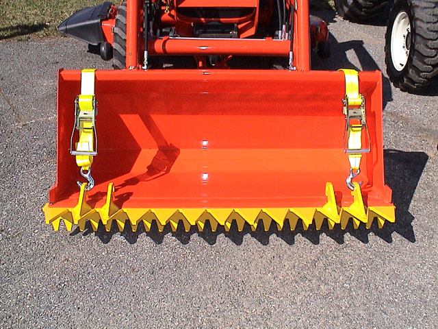 Ratchet Rake Llc All Terrain Rake Snow Edge Tractor