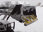 Deep Snow Removal Video